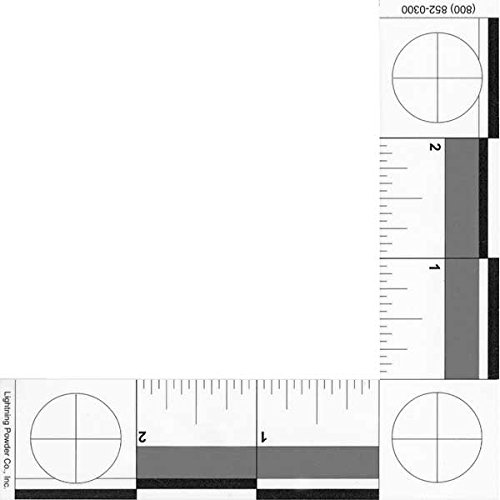 (No. 2 Photomacrographic Scale (Inches))