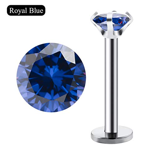 Luxury Crystal Nails Navel Body Piercing Round Belly Button Ring For Women Jewelry Gift M32190