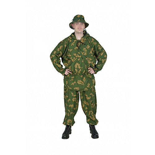 Russian Military Summer Camouflage Suit Turnout Sumrak