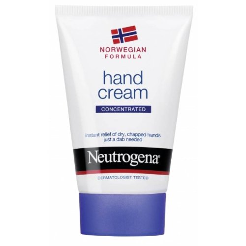 Neutrogena Norwegian Formula Hand Cream Unscented (50ml) - Pack of 2