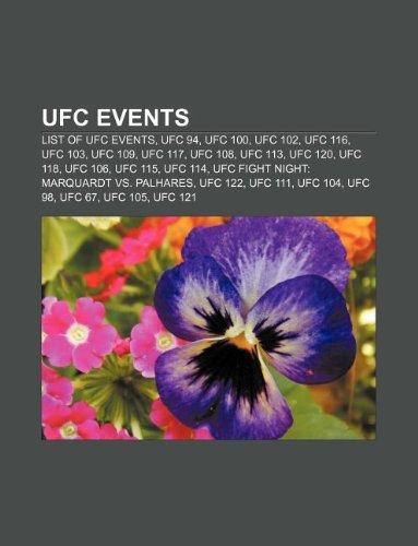 Amazon.co.jp: Ufc Events: Lis...
