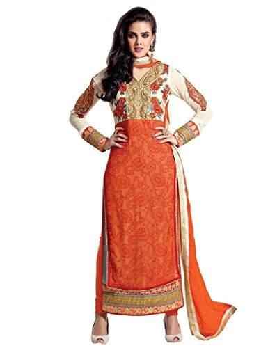 bollywood Unstitched anarkali Exclusive Party Wear Diva Sarees Salwar Jay Suit IxwaqT5q