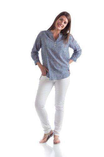 mlt386-medium-indigo-chevron-martha-tunic-100-organic-cotton-hand-block-printed