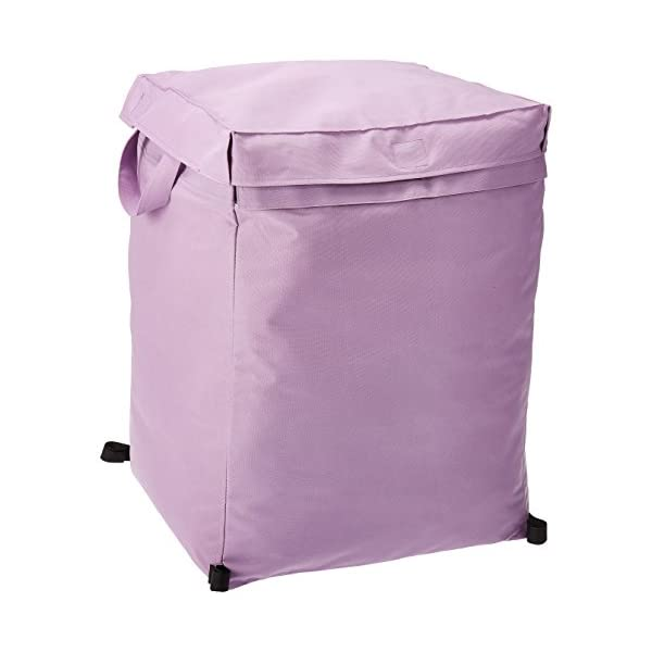Easy Wheels Deluxe Hooded Carrier Jumbo Liner, Lilac