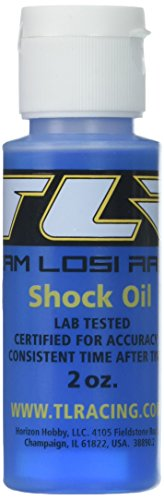Team Losi Silicone Shock Oil 20 wt 2 oz