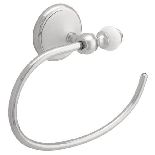 Delta 126641 Alexandria, Bath Hardware Accessory, Towel Ring by Delta