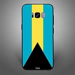 Samsung Galaxy S8 Bahamas Flag