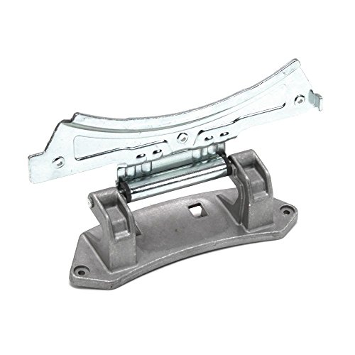 r W10118967: Hinge, Door (Dryer Door Hinge)
