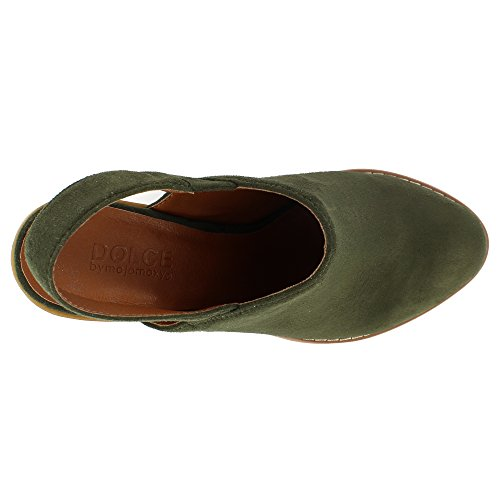Clog Dolce 6 Slingback Womens Dolce Womens M Army x5wZqWIn4p