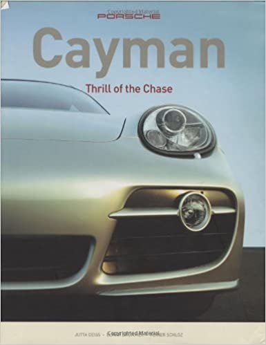Porsche Cayman: Thrill of the Chase: Amazon.es: Jutta Deiss: Libros en idiomas extranjeros