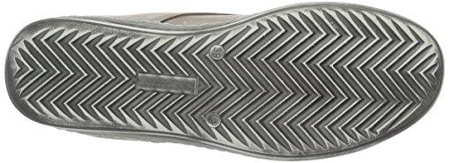 Zapatillas Mujer Taupe Andrea Altas 0341522 Gris Grau Conti 066 para AwRqEX4xBq