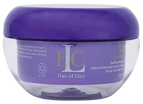 ELC Dao of Hair Repair Damage RD Plus Leave-In Protein Cream (2 oz) Healing & Smoothing Leave-in Treatment, Repairs, Smooths, Heat & Color Protection, Blocks Humidity & Frizz. Reduces dry time. - Hair Repair Cream