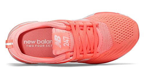 Enfant white Basses Balance Kl247c2g Mixte New Sneakers Pink w40XqRPSxP