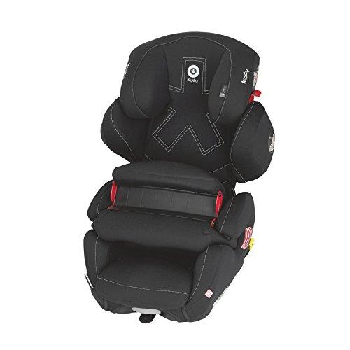 Kiddy Guardianfix Pro 2 Ersatzbezug Manhattan Black Nur Bezug Baby