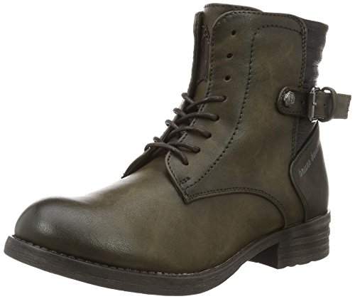 310 Women's Shaft Bruno Banani Boots Torf Short Brown Lined Schnürstiefelette Warm zw7nUPq