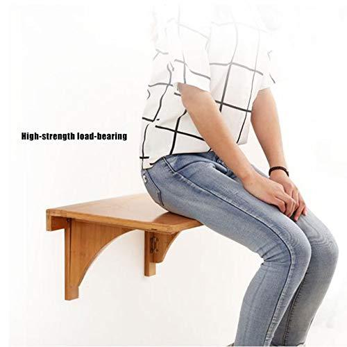 FXYY fällbord väggskrivbord väggbord Home kök och matbord skrivbord vägg datorbord simning och fällbart trä skrivbord för platsbesparing