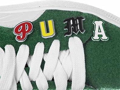 2dcadfb1b7 Limited-Edition Puma Basket X Dee & Ricky CR Herren Schuhe Grün Sneaker  Classic Turnschuhe Selten ...