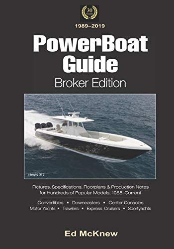 2019 PowerBoat Guide: Broker Edition by Independently published
