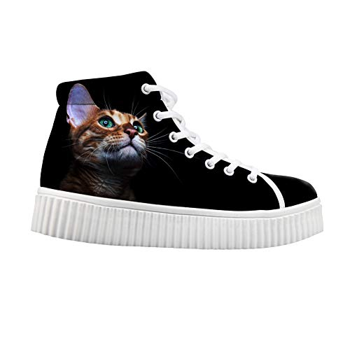 Design Coloranimal Cat Stivaletto Pantofole a Donna qwXz0q