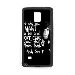 Printed Phone Case Pierce the Veil For Samsung Galaxy Note 4 N9100 NC1Q02629