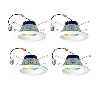 Sylvania Lightify LED Smart Home 2700-6500K Light Bulb (2 Pack)