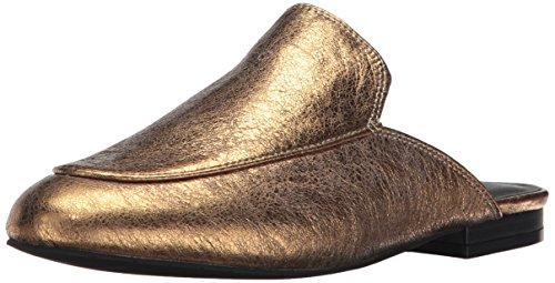 Mujer para Cole Piel New Kenneth York Zuecos de Dorado para Pantuflas Mujer Wallice 6qRWAaxO