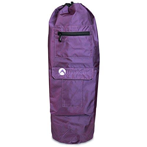 (Aurorae Yoga Mat Bag; The Sak)