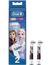 Oral-B Kids Opzetborstels Met Disney Frozen 2-figuren,2 Stuks