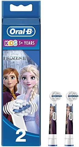 OralB Kids Opzetborstels Met Disney Frozen 2figuren2 Stuks