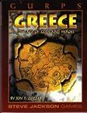 GURPS Greece, Jon F. Zeigler, 1556340966