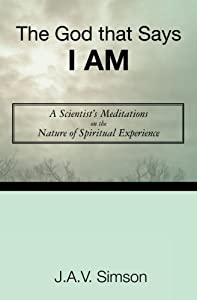 The God that Says I Am: A Scientist's Meditations on the Nature of Spriritual Experience