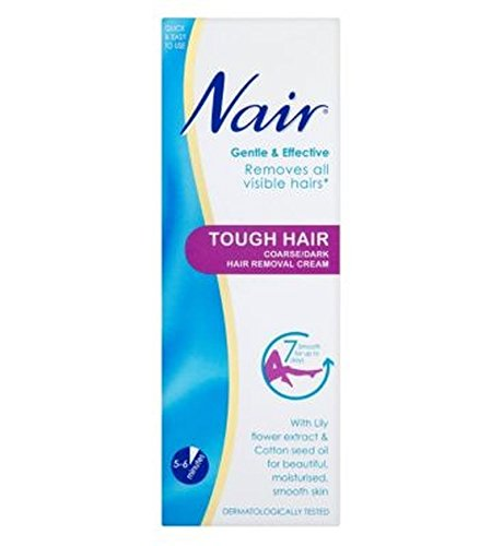 Nair Tough Hair Hair Removal Cream 200ml Buy Online In Burundi Nair Products In Burundi See Prices Reviews
