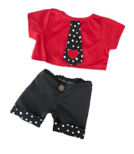 Party Heart-y Boys Outfit Fits Most 14