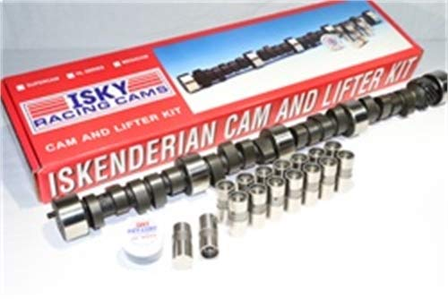Isky Racing Cams CL201274 Camshaft Lifter Kit for Small Block Chevy
