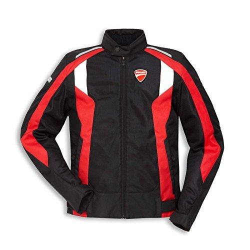 Ducati Speed 3 Textile Mesh Motorcycle Jacket (2XL)