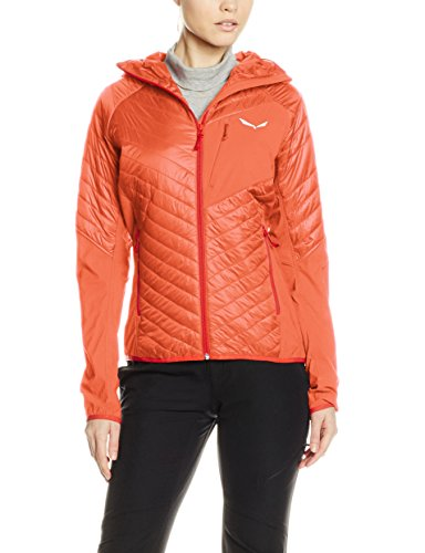Salewa Doudoune pour femme Ortles Hybrid 2 Primaloft Orange (hot corail / 1780)