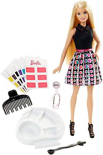 Barbie Mix  N Color Barbie Doll, Blonde