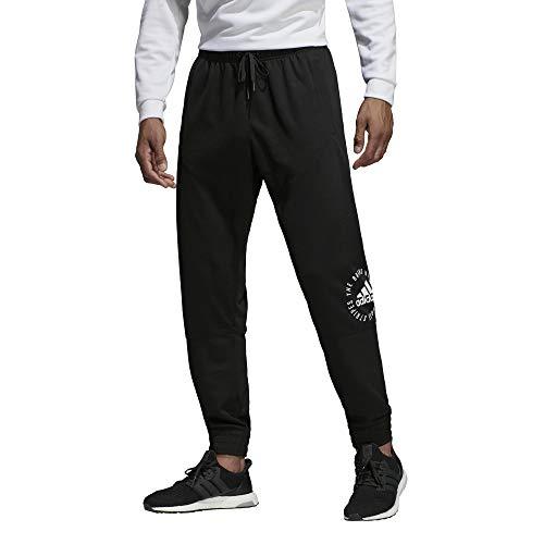 Pantaloni Uomo blanc Adidas Noir Sid Sportivi ZSAxAO