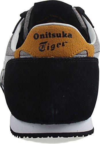 Onitsuka Tiger Serrano Fashion Sneaker Nero / Grigio Medio