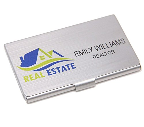 Full Cards Colour Business (Personalized Full Color Metal Business Card Holder)