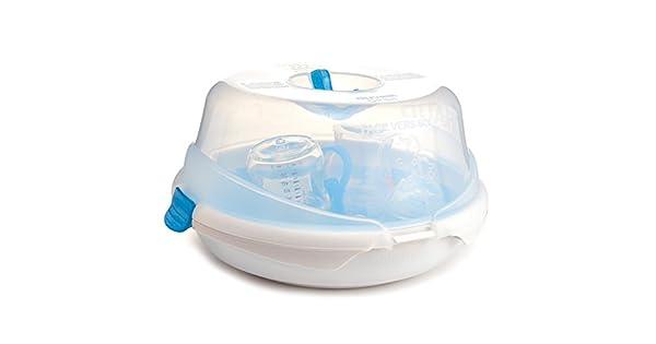 Amazon.com: Munchkin - Esterilizador para microondas: Baby