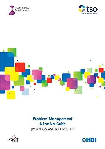 Problem Management: A practical guide