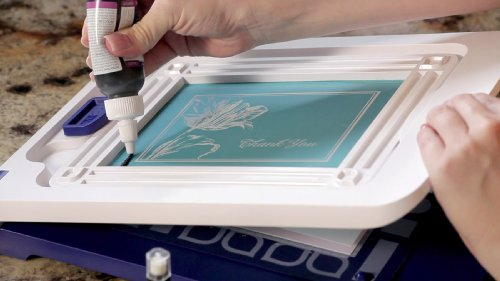 Yudu Screen Printing Machine - 6