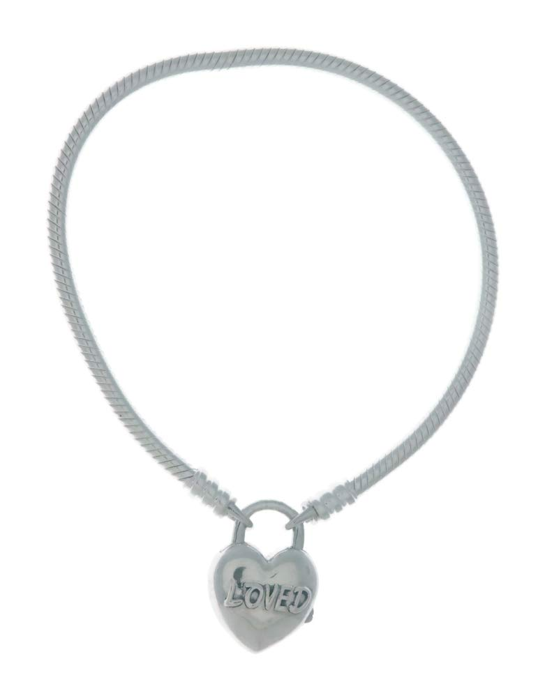 Pandora Moments Smooth Silver 6.7 inches Bracelet 597806-17