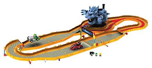 Mario & Yoshi vs Stone Bowser Building Set