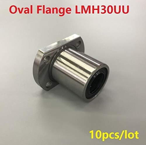 Ochoos LMH30UU - Rodamientos lineales para impresora 3D (10 ...