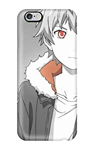 Rugged Skin Case Cover For Iphone 6 Plus- Eco-friendly Packaging(noragami)