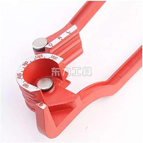 outil de climatisation /évas/é,Application large Cintreuse de tuyaux en cuivre manuelle /à 180 /°