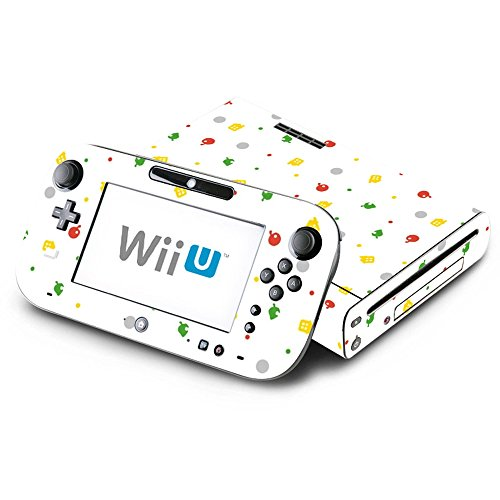 Animal Crossing New Leaf Special Edition Decorative Decal Cover Skin for Nintendo Wii U Console and GamePad