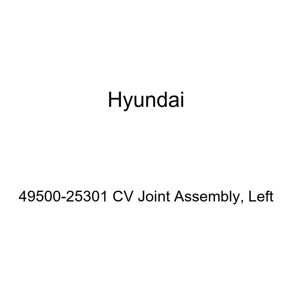 Genuine Hyundai 49500-25301 CV Joint Assembly Left
